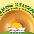 "Love this cute campaign from Krispy Kreme. ""Lose an Hour…Gain a Doughnut!"" You can reward yourself for remembering to turn your clocks back by getting yourself a free doughnut […]"