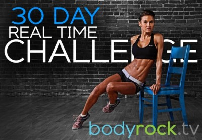 if you love the INSANITY workout you will love this 30 day real time challenge and it's free! | frugalistasdeals.com