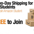 For all of you college students who are heading back to school Amazon is offering you an awesome deal of 50% off the regular price of Amazon Prime and calling […]