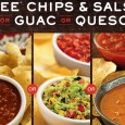 Chili's is offering anyone purchasing an adult entree a free helping of chips and salsa (or guac or queso sauce) with this coupon and it doesn't even have to be your […]