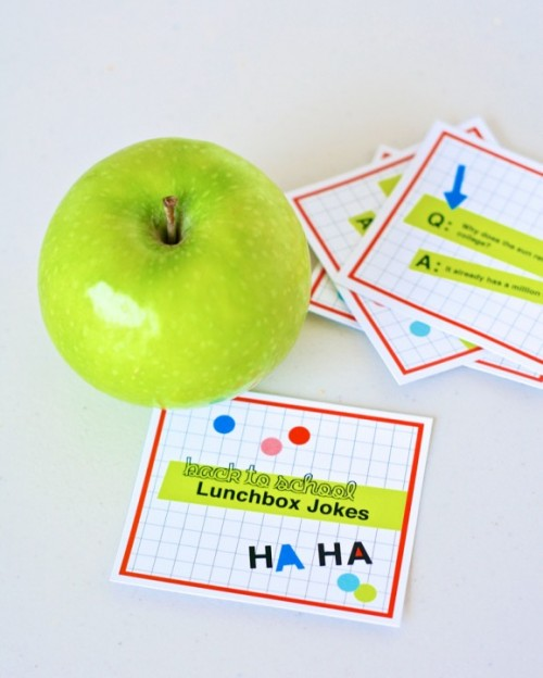 lunch box notes free printable