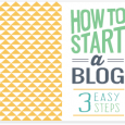 Welcome to our walk through on getting your own blog started. We are going to help set you up with a shiny, brand new, I'm-ready-to-start-posting blog. We are going to […]